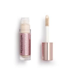 Makeup Revolution Conceal and Define Concealer - C2