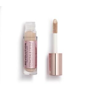 Makeup Revolution Conceal and Define Concealer - C4