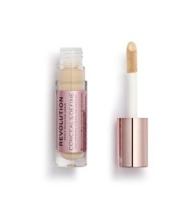 Makeup Revolution Conceal and Define Concealer - C6