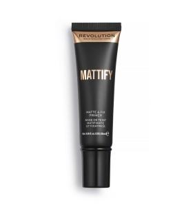 Makeup Revolution Matte & Fix Mattify Primer