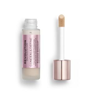 Makeup Revolution Conceal & Define Foundation - F6