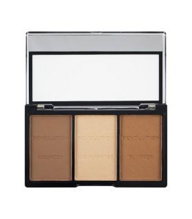 Makeup Revolution Ultra Sculpt & Contour Kit Ultra Light/Medium C04