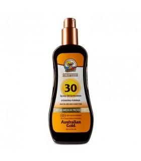 Australian Gold SPF30 Spray Oil Carrot 237ML