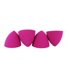 4 Miracle Contour Wedges - 4 Esponjas Conorno REAL TECHNIQUES