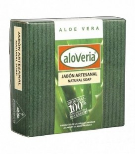 Jabón artesanal 30% Aloveria80g.