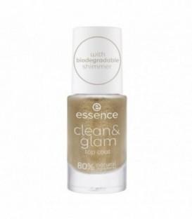 ess. top coat clean & glam