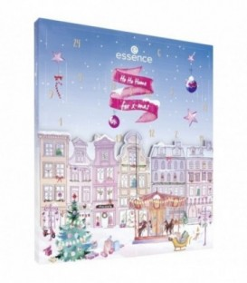 ess. E.L. Ho Ho Home for x-mas advent calendar 2020