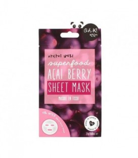 Oh K! Acai Sheet Mask