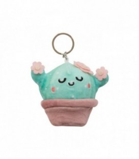 Mr. Wonderful - Squishy plush keyring - Cactus