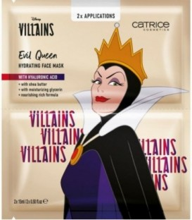 catr. Disney Villains Evil Queen Mascarilla facial Hidratante 02