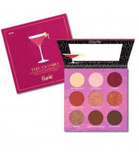 Rude - COCKTAIL PARTY 9 Eyeshadow Palette [ The Cosmo ]