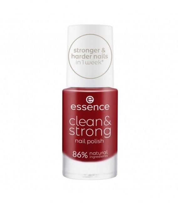 ess. clean & strong esmalte de uñas 05