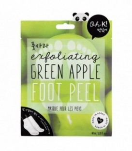 Oh K! Green Apple Foot Peel OH K!