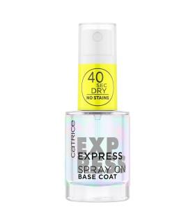 Catr. Express Esmalte base de uñas en spray