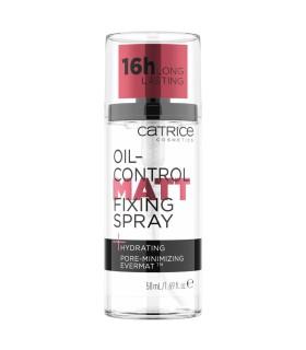 Catr. Oil-Control Spray fijador matificante