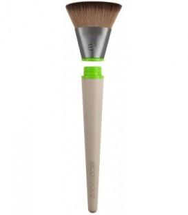Flat Foundation - INTERCAMBIABLES: cabezal brocha para base de maquillaje con mango EC