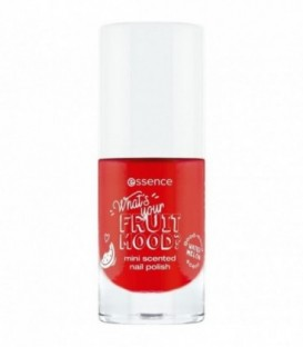 ess. what's your FRUIT MOOD? mini esmalte de uñas perfumado 01