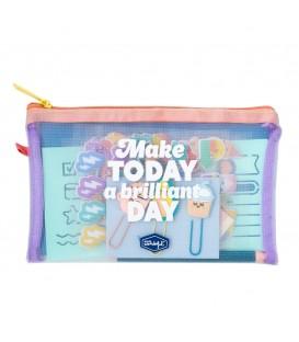 Mr. Wonderful - Kit para decorar tu agenda - Make today a brilliant day