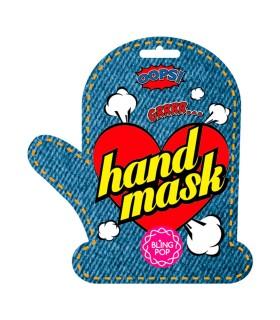 Sachet Tratamiento reparador para manos con Manteca de Karité BLING POP