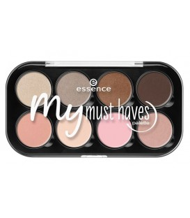 ess. my must haves paleta sombra de ojos 8