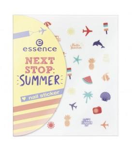 ess. next stop: summer stickers uñas 01