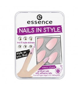 ess. Nails in style uñas artificiales 03