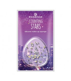 ess. counting stars esponja maquillaje silicona 01