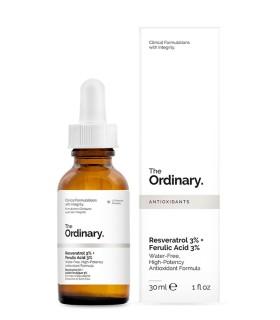Resveratrol 3% + Ferukic Acid 3%  - 30ml