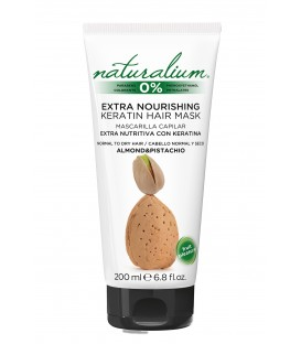 HAIR MASK - ALMOND & PISTACHO - NATURALIUM