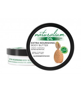 BODY BUTTER - ALMOND & PISTACHO - NATURALIUM