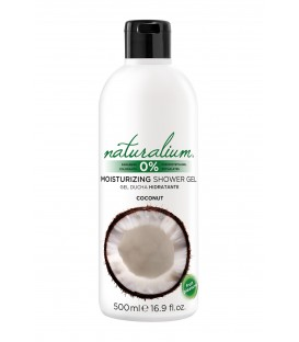 BATH AND SHOWER GEL - COCONUT - NATURALIUM