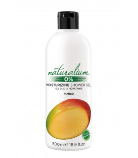 BATH AND SHOWER GEL - MANGO - NATURALIUM