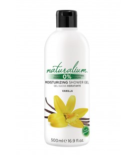 BATH AND SHOWER GEL - VAINILLA - NATURALIUM