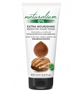 HAIR MASK - SHEA & MACADAMIA - NATURALIUM