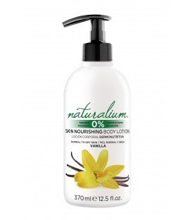 BODY LOTION - VAINILLA - NATURALIUM