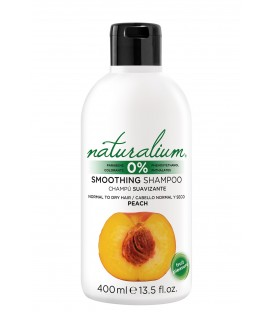 SHAMPOO AND CONDITIONER - PEACH - NATURALIUM