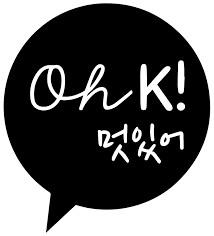 oh k logo