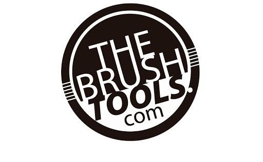 the brush tools logo